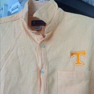 Tennessee Button down shirt large